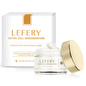 Lefery day cream